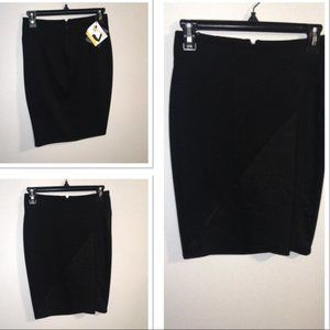 NWT Yoga Jeans Cotton And Spandex Skirt